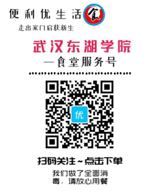 武汉东湖学院专升本考试二维码